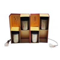 Wholesale Luxury Tea Packaging Tin Boxes For Gift, Small Painted Tea Storage Tins from china suppliers