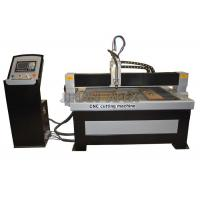 Wholesale 63A 4 X 4 Cnc Plasma Cutting Table , High Precision Automatic Plasma Cutter from china suppliers