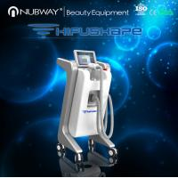 Wholesale New products 2015 technology wrinkle removal hifu machine nubway from china suppliers