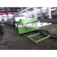 Wholesale Simple Type PU Sandwich Panel Machine For Insulated Roof / Cold Room CE from china suppliers