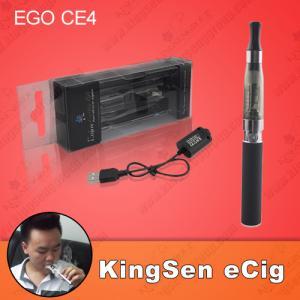 Wholesale Good Quality Electronic Cigarette 350m/650mAh/900mAh/1100mAh/1300mAh e cigarette EGO CE4 BLISTER KIT from china suppliers