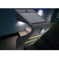 Quality Solar Wireless Led Motion Sensor Light Outdoor 0-8m Sensing Range , Compact Design for sale