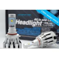 China H10 50W 12V 2000LM Cree Auto LED Headlights / LED Replacement Headlight Bulbs on sale