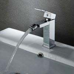 Wholesale Bath Bidet bathroom basin Faucet Single Hole Swivel bidet aerator, Easy to install from china suppliers
