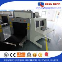 Buy cheap Heavy duty High Resolution X Ray Baggage Scanner inpection system fpr  Airport Security product
