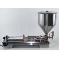Wholesale Liquid Semi Automatic Filling Machine / Yogurt Cup Filling Sealing Machine from china suppliers
