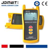 Wholesale JW3109 Wavelength 13/14/15nm  Fiber Optical Light Source  FTTH Fiber Tester Device from china suppliers