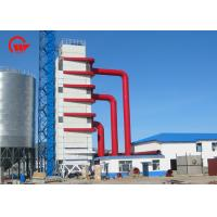 Wholesale Heat Recycling Grain Bin Dryer , Colorful Corns Large SS Batch Grain Dryer from china suppliers