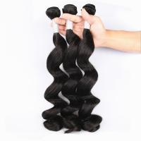 Wholesale Unprocessed Virgin Human Hair Bundles Loose Deep Wave Human Hair Weave For Black Woman from china suppliers