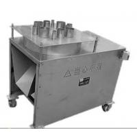Buy cheap 3 - 12mm Horizontal Slice Machine Of Fruits And Vegetable Processing For Carrot, Turnip from wholesalers