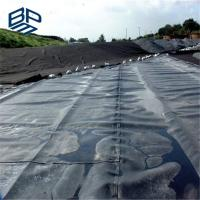 Buy cheap 1.5mm 60mil geomembranas liners hdpe liner roll heap leach from wholesalers