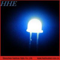 Wholesale 5mm Blue Straw Hat LED Diode (CE&RoHS) from china suppliers