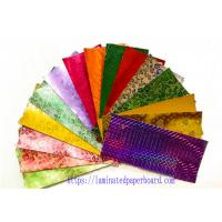 Wholesale Colorful PET Coated Paper  for Fruit/ Vegetable Boxes and Chocolate Gift Packages from china suppliers