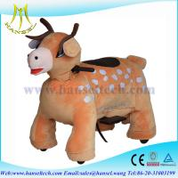China Hansel hot walking animal rides electric go karts for children sale on sale