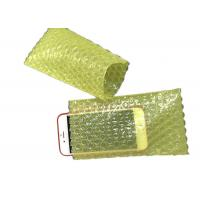 Wholesale Small Bubble Wrap Packaging Bag  , Custom Color Or Pink Bubble Wrap Multiple Sizes from china suppliers