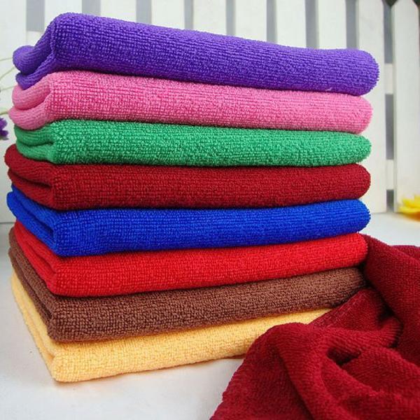 Microfiber Hand Towels: 30 * 70cm(12''*28'') Super Absorbent Microfiber Hair
