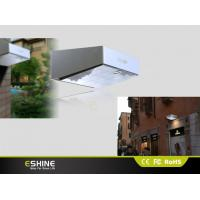 Wholesale 2.2 W Milk White PC solar powered motion Lights 2200mAh Fireproof IP54 waterproof from china suppliers