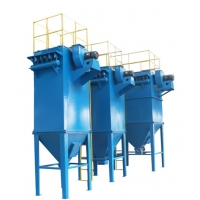 Wholesale Low Maintenance Mining Dust Collector , Dry Central Pulse Bag Filter from china suppliers