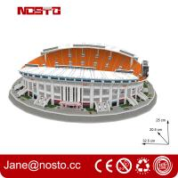 Wholesale 3D puzzle stadium construction kits football stadium model Fun & Educational Toys from china suppliers