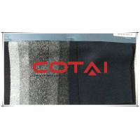 Wholesale 46% Wool 48% Polyester 6% Cotton Stretch Wool Fabric , Double sided Knit Fabric Wool Blend from china suppliers
