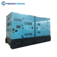 Wholesale AC three phase 40 kw 50 kva silent diesel generator price for tanzania from china suppliers