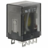 Quality RELAY GEN PURPOSE DPDT 15A 24V PCLH-203A1S,000 for sale