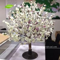 Gnw bls artificial white cherry blossom trees small