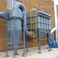 Wholesale Custom Industrial Cyclone Dust Collector , Durable Industrial Dust Extraction Units from china suppliers
