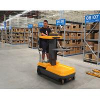 Wholesale Electric Operated Type Order Picker Forklift Using In Narrow Aisle Space from china suppliers