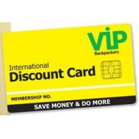 Buy cheap VIP Discount Card/ Plastic PVC discount Card from wholesalers