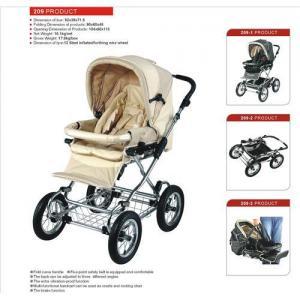 peg perego manual for stroller