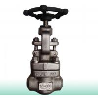 Wholesale API 602 Integral Seat Forged Steel Valve Globe Swivel Plug Pressure Sealing Bonnet from china suppliers
