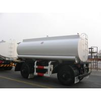6182GYY-Draw Bar Monoblock Tanker with 2 axles