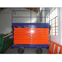 Wholesale High rise scissor lift for light maintenance from china suppliers