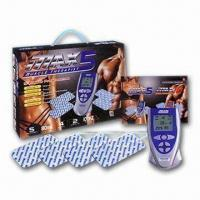 Wholesale High-quality Slimming Appliance with Four Electrode Pads, Operated by 3 x AAA 1.5V Batteries from china suppliers