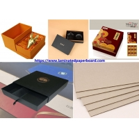 Wholesale Food Grade Lower Price Golden /Black Color Cardstock Paper for Salmon Fish Packaging/ Cake from china suppliers
