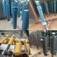 Wholesale Komatsu Volvo Hitachi Hydraulic Cylinder Steel Body Material Non Standard from china suppliers