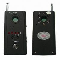 Buy cheap RF Bug/Camera/Lens Wireless Signal Detection with Power Indicator Light from wholesalers