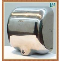 Wholesale New SGS Certificate Most Popular Eco Friendly Automatic 304 Stainless Steel Single High Speed Jet Air Hand Dryer for Washroom (AK2800) from china suppliers