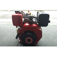 Customized 4.7HP Air Cooled Diesel Engine High Efficiency With Electric Starter