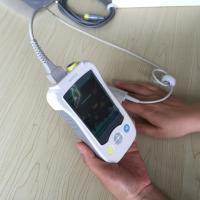 China Handset Spo2 Temp Handheld Pulse Oximeter Parm Oximeter With LCD Display on sale