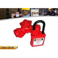 Wholesale 23g Pneumatic Quick-Disconnect Safety Lock Out with Rugged Polypropylene from china suppliers