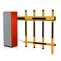 Outdoor Remote Control Parking Lot Barrier Gate System FJC