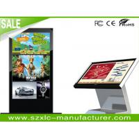 Wholesale 3000:1 52 inch Touch Screen Digital Signage Support English / French from china suppliers