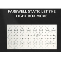 Wholesale 25W SMD5050 Programmable Flash Light Box 23Lm/Heart from china suppliers