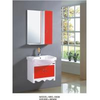 Wholesale 60 X49/cm PVC hanging cabinet / wall cabinet / bathroom cabinet / white color for bathroom from china suppliers