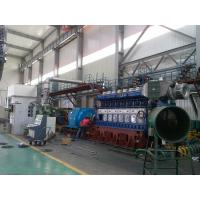 Water and air Cooling HFO heavy fuel oil Natural gas Fired Power Plant , Diesel