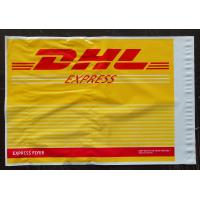 Buy cheap A3 A4 Express Post Envelope Self Adhesive Plastic Bags For Mailing , Postage from wholesalers