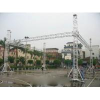 Wholesale Outdoor Events Aluminum Box Truss / Aluminum Square Truss System Bolt Connect Truss from china suppliers