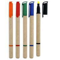 Wholesale promotional  craft paper ball pen,craft paper advertising pen from china suppliers